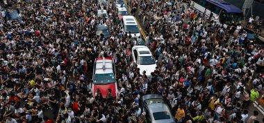 Hong Kong's Protesters: Pragmatism or Passion?
